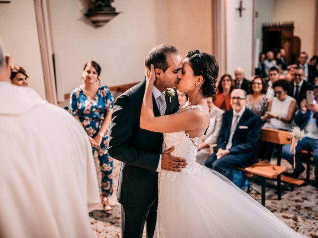 La boda de Andrés y Asun en El Rourell, Tarragona 94