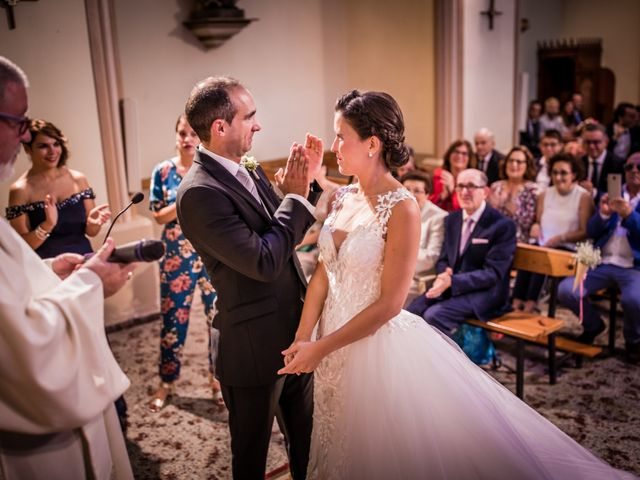 La boda de Andrés y Asun en El Rourell, Tarragona 95