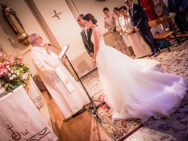 La boda de Andrés y Asun en El Rourell, Tarragona 97