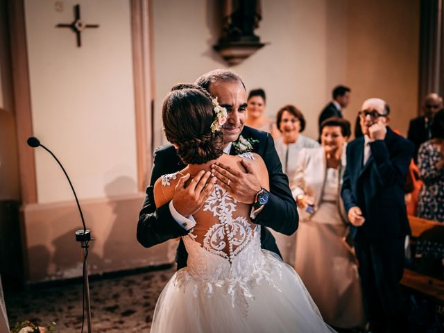 La boda de Andrés y Asun en El Rourell, Tarragona 98