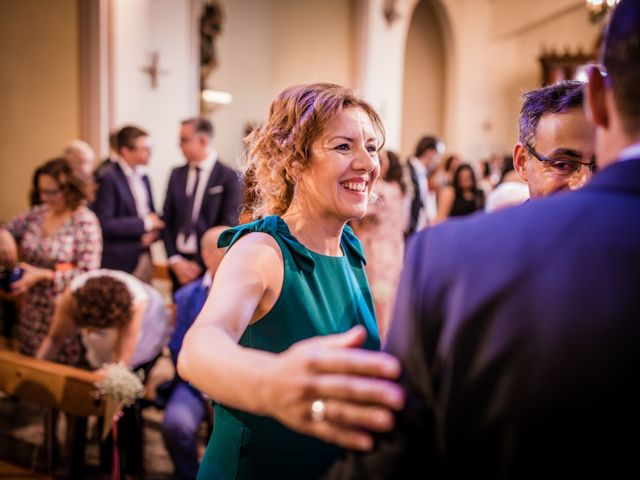 La boda de Andrés y Asun en El Rourell, Tarragona 100
