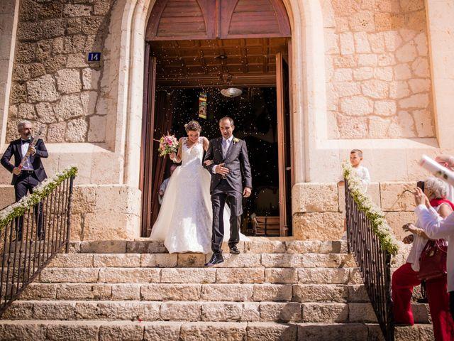 La boda de Andrés y Asun en El Rourell, Tarragona 104
