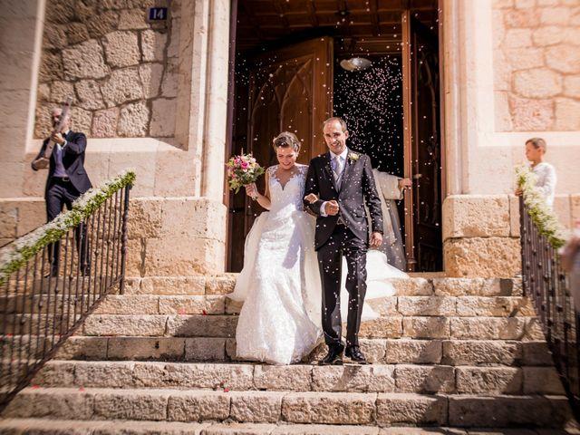 La boda de Andrés y Asun en El Rourell, Tarragona 105