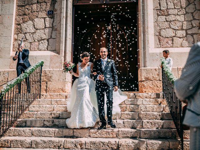 La boda de Andrés y Asun en El Rourell, Tarragona 106