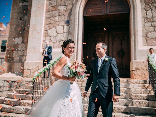 La boda de Andrés y Asun en El Rourell, Tarragona 108