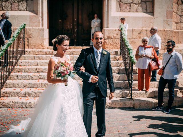 La boda de Andrés y Asun en El Rourell, Tarragona 110