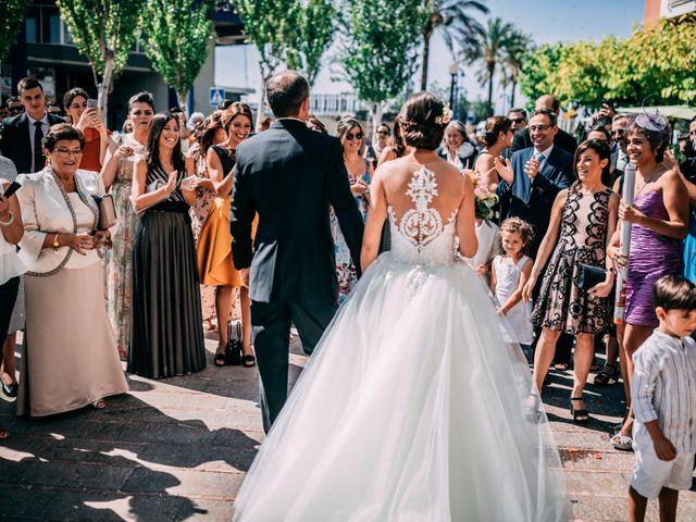 La boda de Andrés y Asun en El Rourell, Tarragona 113