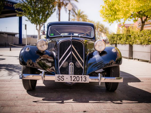 La boda de Andrés y Asun en El Rourell, Tarragona 115