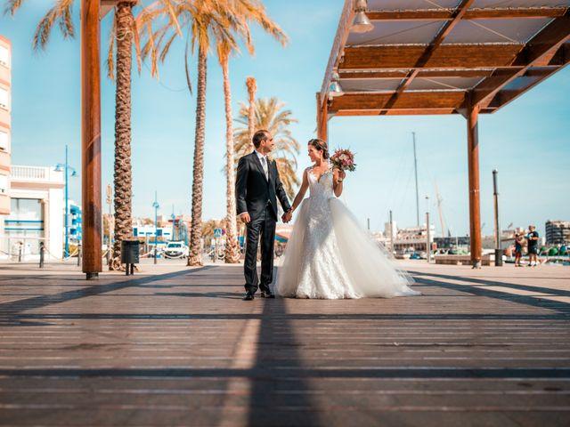 La boda de Andrés y Asun en El Rourell, Tarragona 117
