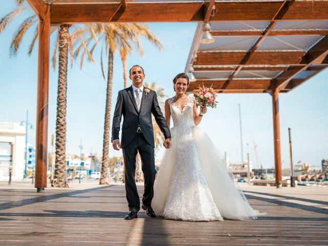 La boda de Andrés y Asun en El Rourell, Tarragona 118