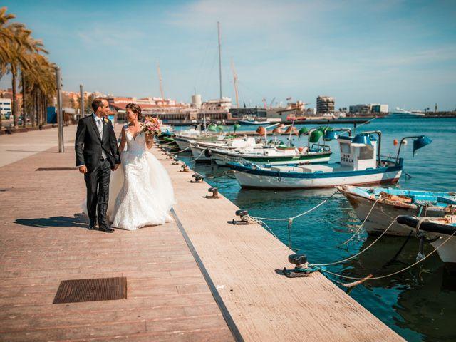 La boda de Andrés y Asun en El Rourell, Tarragona 119
