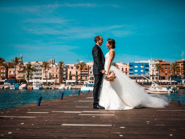 La boda de Andrés y Asun en El Rourell, Tarragona 122