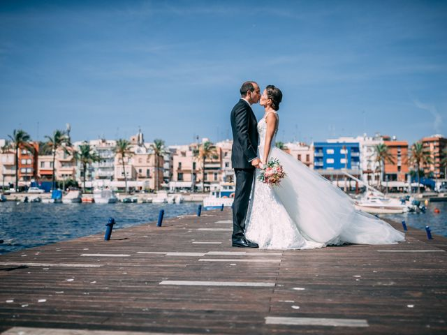 La boda de Andrés y Asun en El Rourell, Tarragona 123