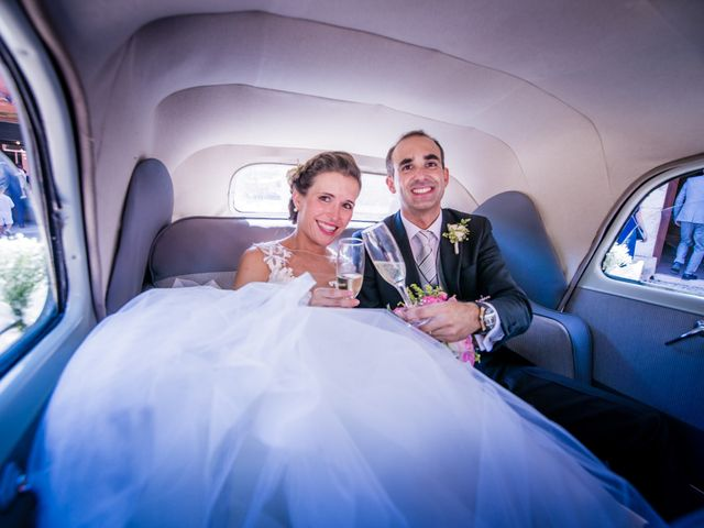 La boda de Andrés y Asun en El Rourell, Tarragona 125