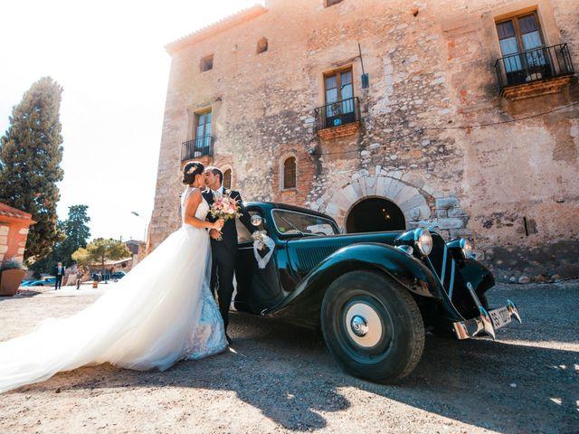La boda de Andrés y Asun en El Rourell, Tarragona 127