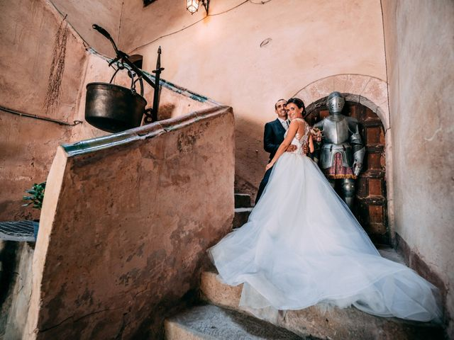 La boda de Andrés y Asun en El Rourell, Tarragona 128
