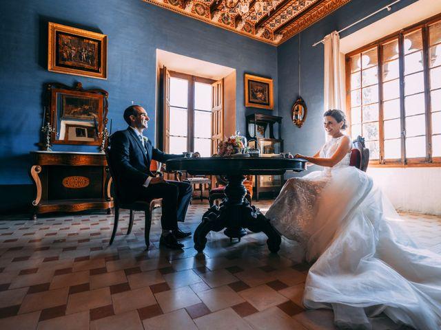 La boda de Andrés y Asun en El Rourell, Tarragona 1