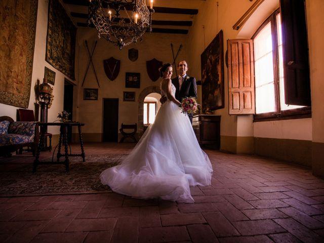 La boda de Andrés y Asun en El Rourell, Tarragona 135