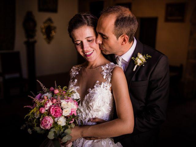La boda de Andrés y Asun en El Rourell, Tarragona 138