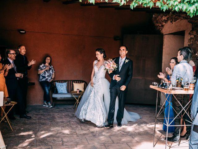 La boda de Andrés y Asun en El Rourell, Tarragona 141