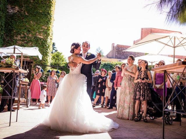 La boda de Andrés y Asun en El Rourell, Tarragona 147