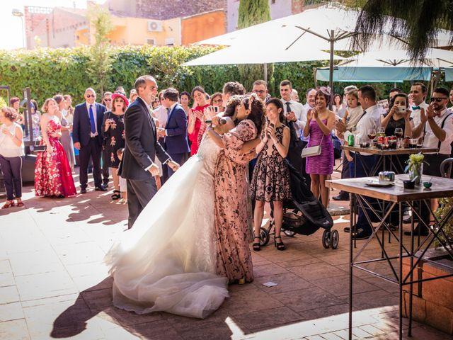 La boda de Andrés y Asun en El Rourell, Tarragona 149