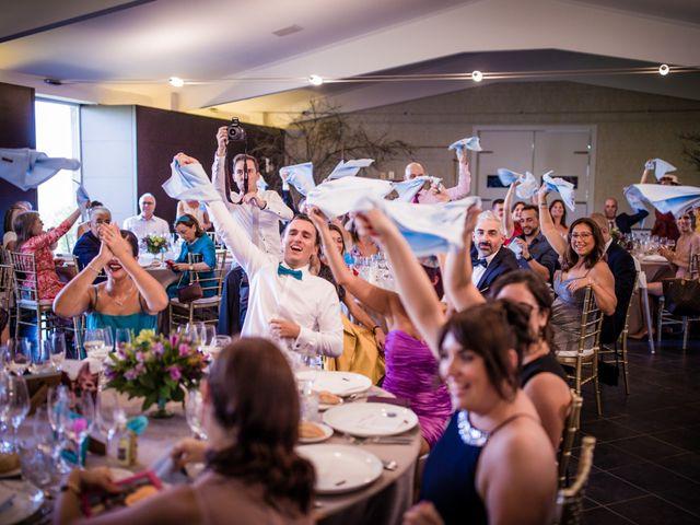 La boda de Andrés y Asun en El Rourell, Tarragona 163