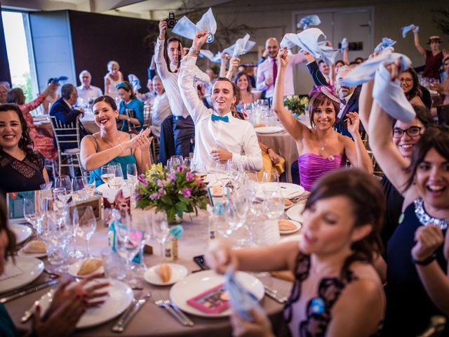 La boda de Andrés y Asun en El Rourell, Tarragona 164
