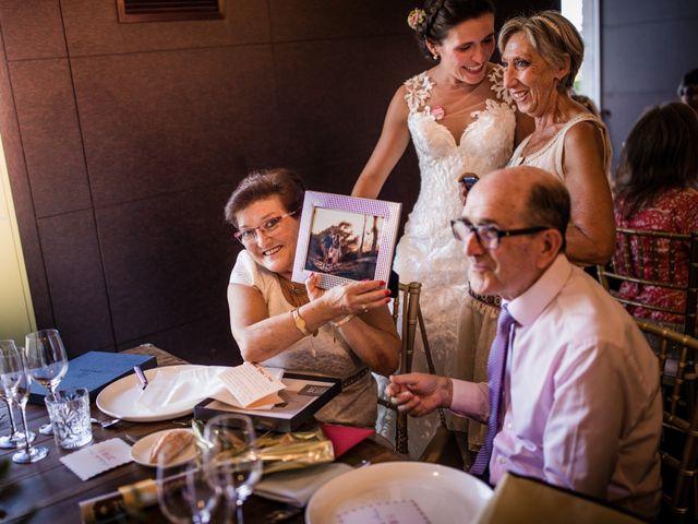 La boda de Andrés y Asun en El Rourell, Tarragona 182