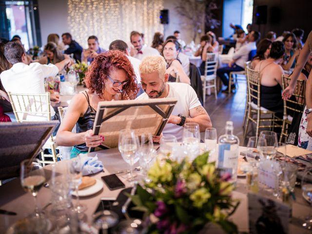 La boda de Andrés y Asun en El Rourell, Tarragona 196