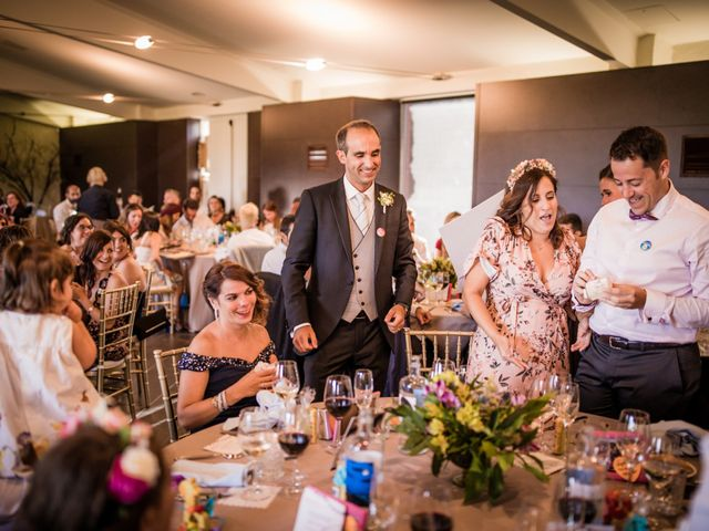 La boda de Andrés y Asun en El Rourell, Tarragona 199