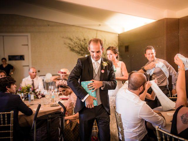 La boda de Andrés y Asun en El Rourell, Tarragona 208