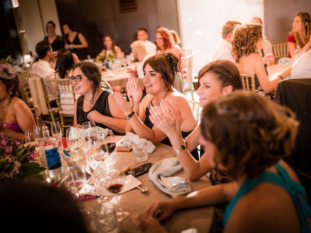 La boda de Andrés y Asun en El Rourell, Tarragona 210