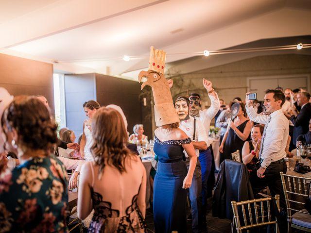 La boda de Andrés y Asun en El Rourell, Tarragona 225