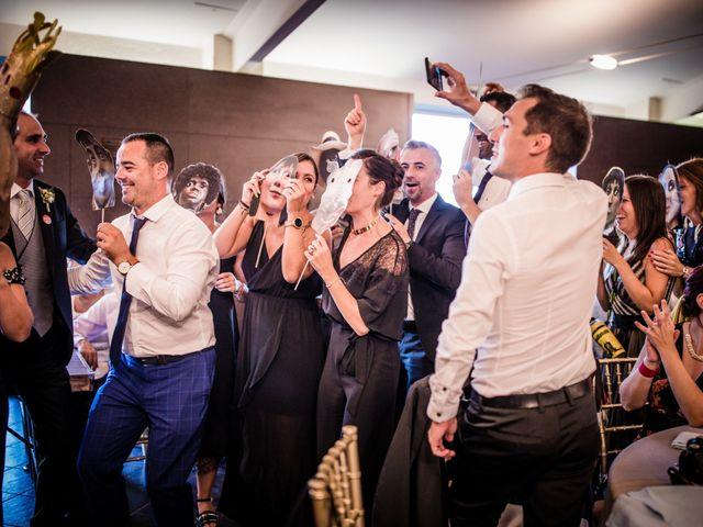 La boda de Andrés y Asun en El Rourell, Tarragona 226