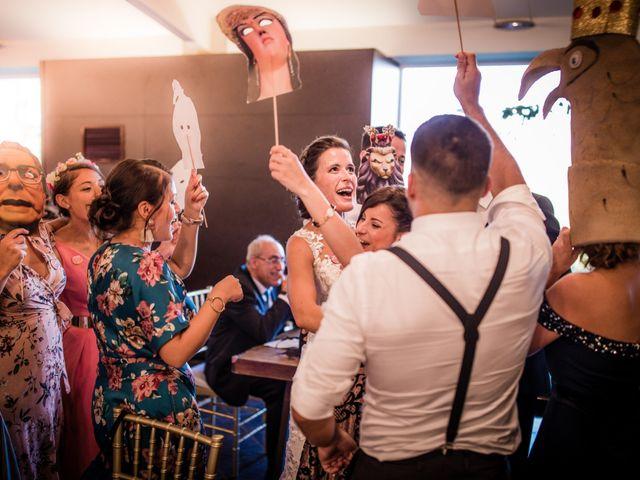 La boda de Andrés y Asun en El Rourell, Tarragona 227
