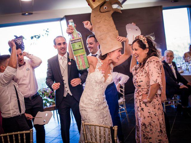 La boda de Andrés y Asun en El Rourell, Tarragona 230