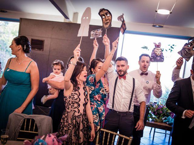 La boda de Andrés y Asun en El Rourell, Tarragona 232
