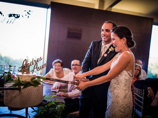 La boda de Andrés y Asun en El Rourell, Tarragona 234