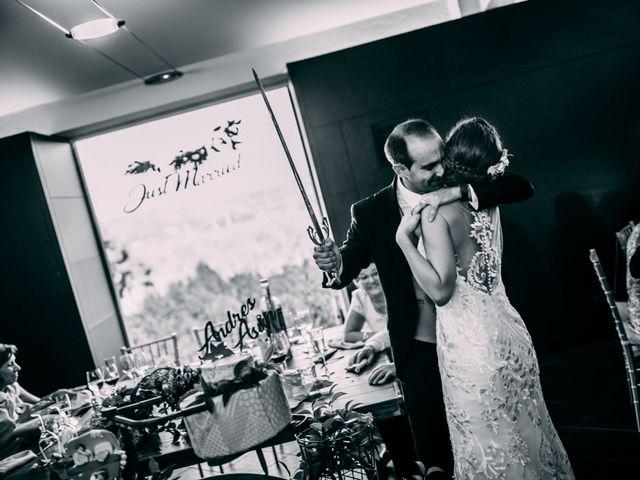 La boda de Andrés y Asun en El Rourell, Tarragona 236