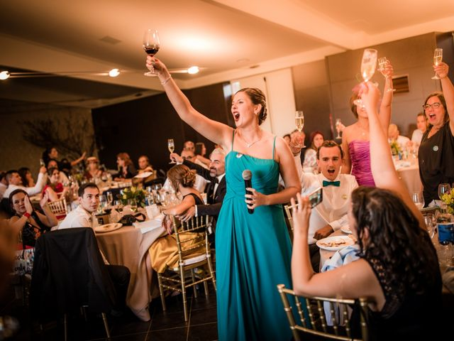 La boda de Andrés y Asun en El Rourell, Tarragona 240