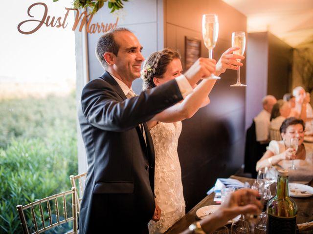 La boda de Andrés y Asun en El Rourell, Tarragona 241