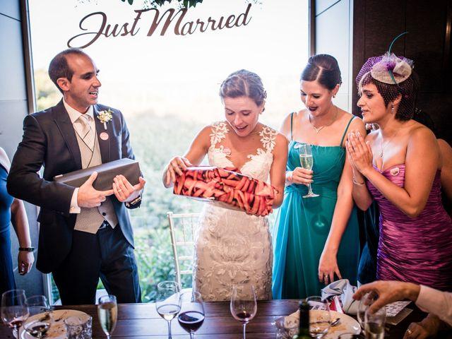 La boda de Andrés y Asun en El Rourell, Tarragona 242
