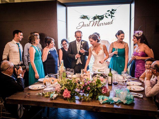 La boda de Andrés y Asun en El Rourell, Tarragona 243