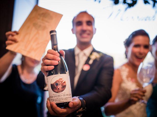 La boda de Andrés y Asun en El Rourell, Tarragona 244