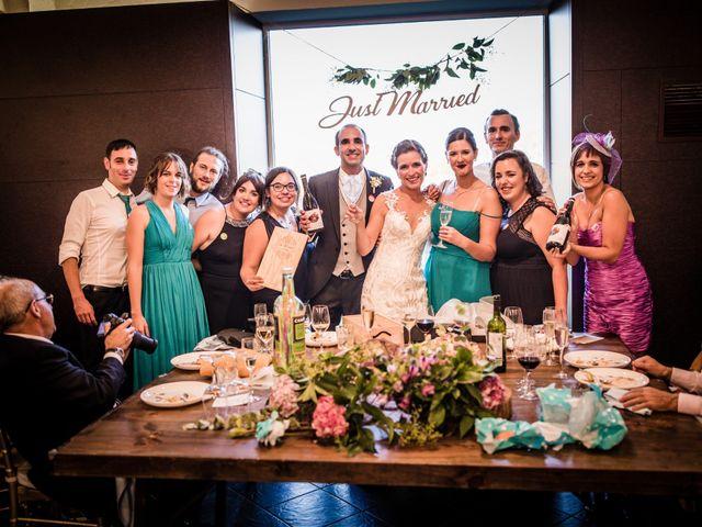 La boda de Andrés y Asun en El Rourell, Tarragona 245