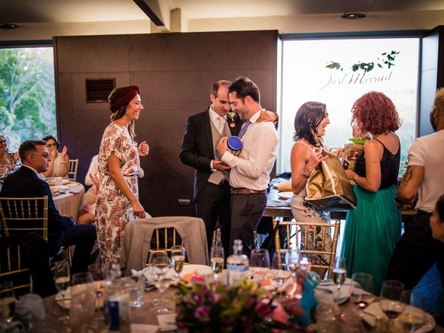 La boda de Andrés y Asun en El Rourell, Tarragona 250