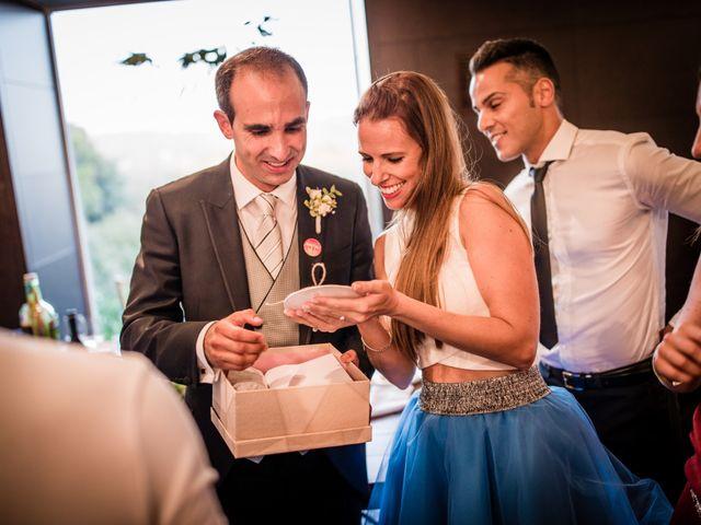 La boda de Andrés y Asun en El Rourell, Tarragona 252