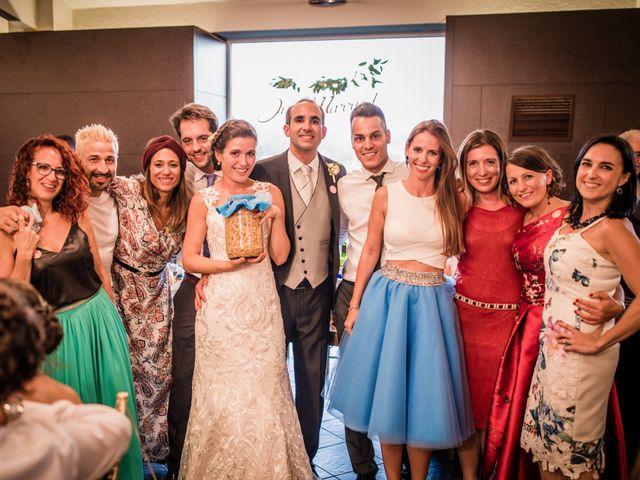 La boda de Andrés y Asun en El Rourell, Tarragona 253