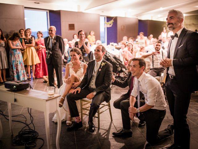 La boda de Andrés y Asun en El Rourell, Tarragona 258